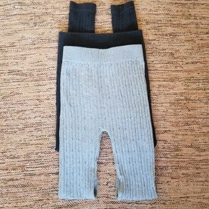 Footless Tights   size M/L